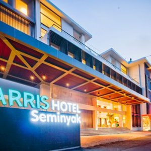 Gedung Harris & Hotel - Seminyak Bali